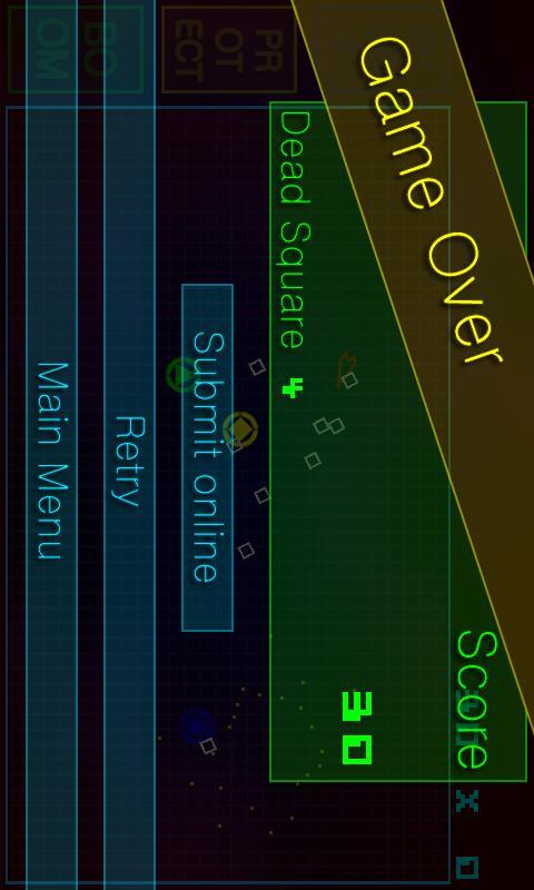 Escape Square Demo- screenshot