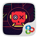 Planet 698 GO Launcher Theme icon