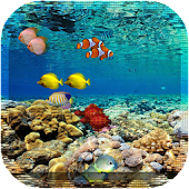 Nemo Aquarium HD LiveWallpaer