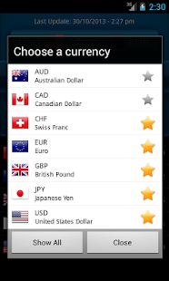 Easy Currency Converter - screenshot thumbnail