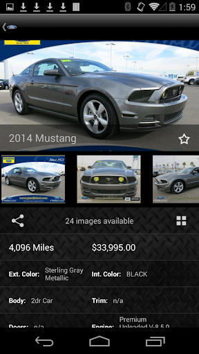 Gaudin Ford DealerApp