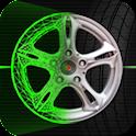 Wheel Scan App icon