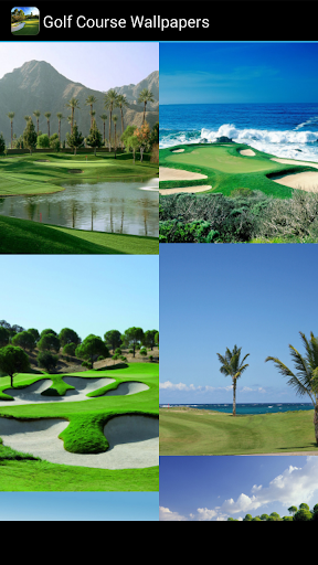 Golf Course Wallpapers