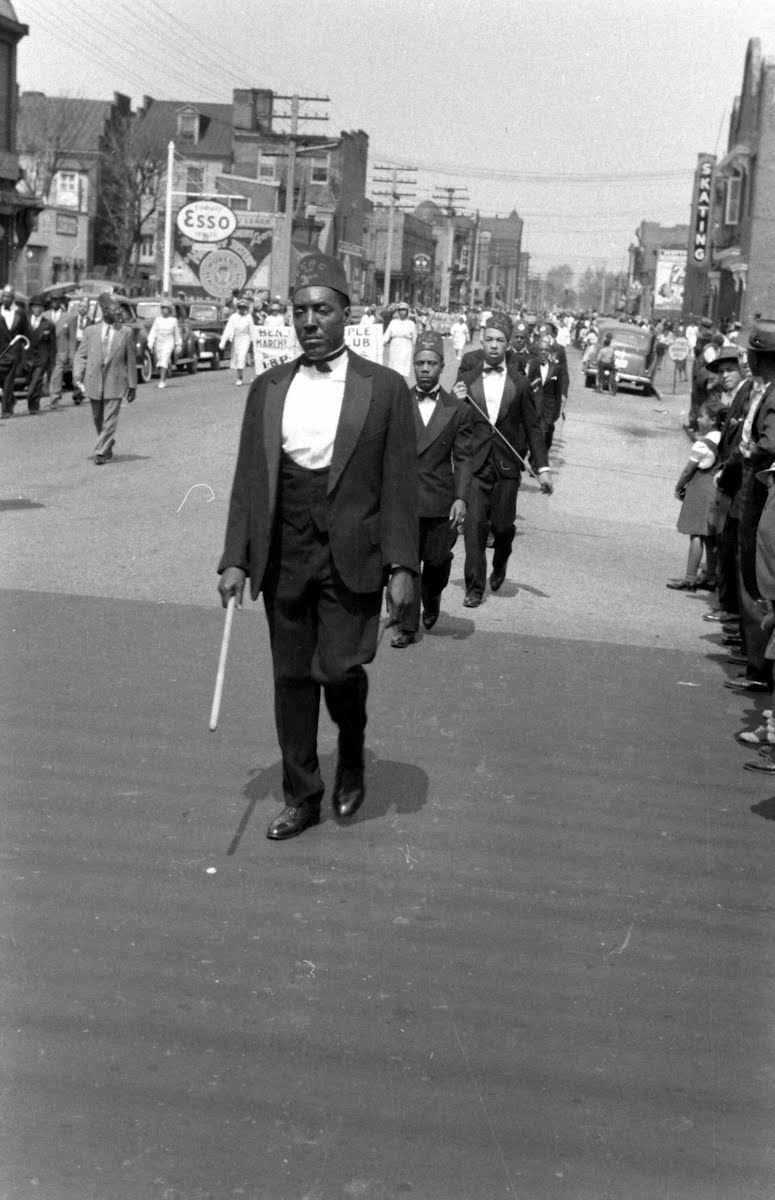 Richmond Negro Parade