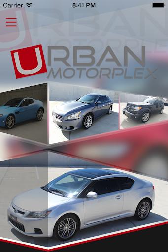 Urban Motorplex LLC