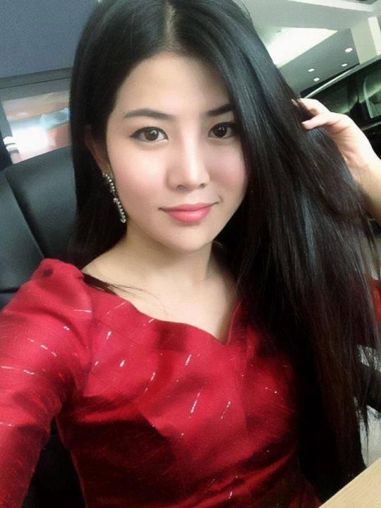 Hot girl Lào, Hotgirl 18+ Khánh My xinh đẹp, gái xinh 18