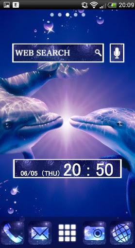 ラッセンきせかえ[Dolphin Lovers]