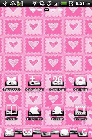 THEME - Pink Zebra