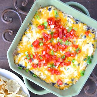 Ranch Green Chili Dip Recipes.