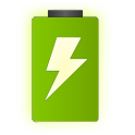 Text Battery Widget logo