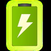 Text Battery Widget