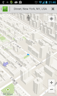 Instago Street View Navigation Screenshot 6