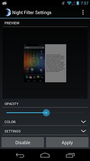 Night Filter Pro
