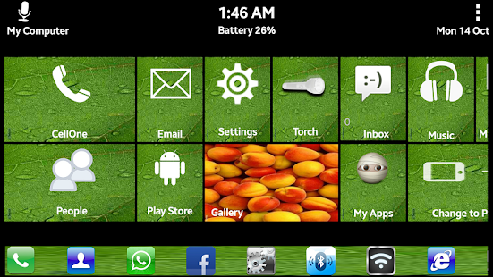New Windows 8 Launcher Phone - screenshot thumbnail