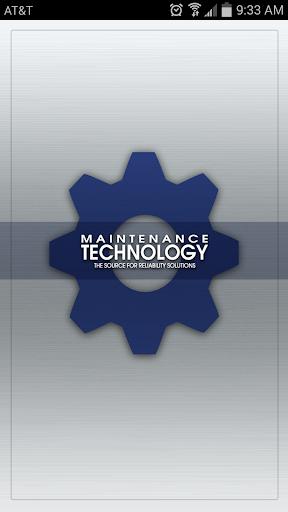 Maintenance Technology