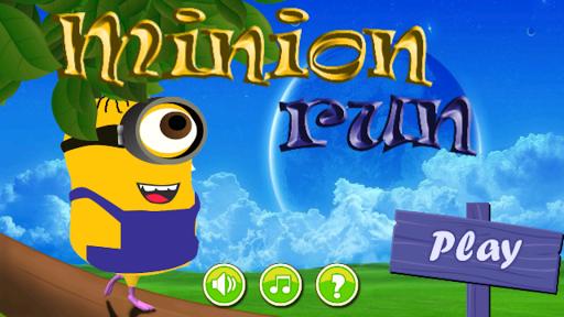 Minion Run and Jump
