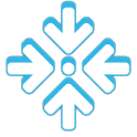 Frost Browser & Image Hider icon