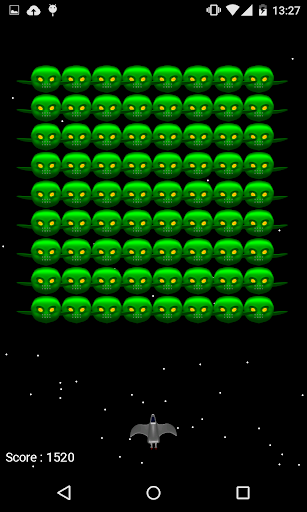 Alpha Invader