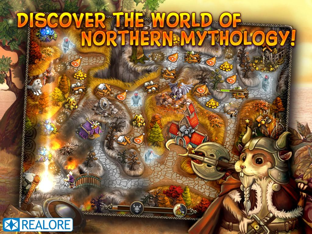 Northern Tale (Freemium) - screenshot