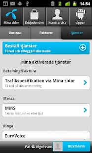 Telenor - screenshot thumbnail