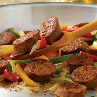 Johnsonville® Italian Sausage and Pepper Skillet