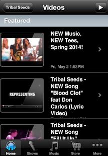 Tribal Seeds - screenshot thumbnail