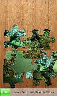 Tegus Jigsaw Puzzles Screenshot 2