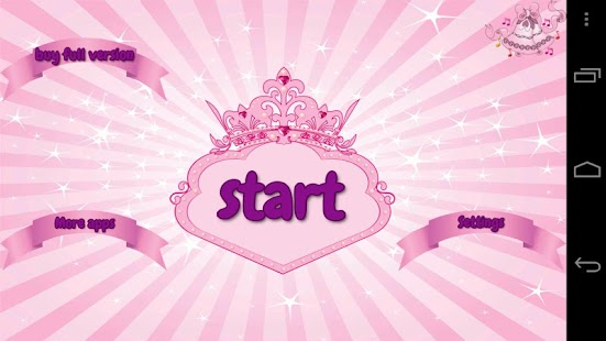 Kids Puzzle Princess Lite- screenshot thumbnail