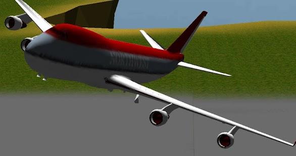 Plane Drive Flight 3D