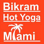 Bikram Hot Yoga Miami