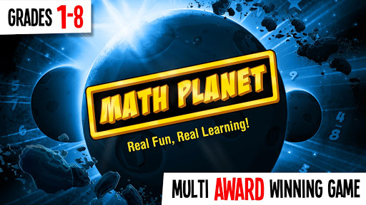 Math Planet Pro for Grades 1-8