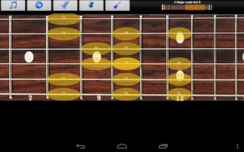 【免費音樂App】吉他尺度及果醬臨-APP點子