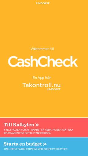 CashCheck