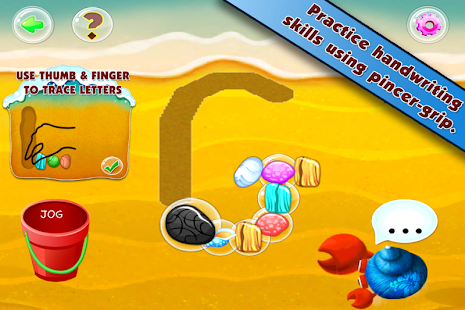 CRABBY WRITER -read/write FREE - screenshot thumbnail