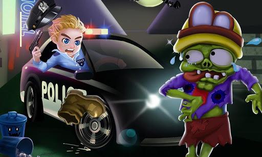 Policeman Hero - Zombie Rescue