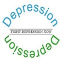 Fight Depression Now logo