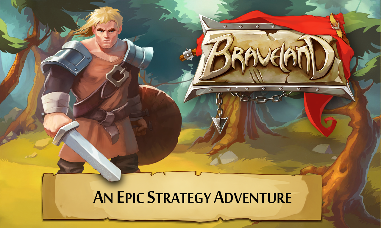 Screenshots of Braveland for iPhone