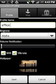 Location Profile Screenshot 1