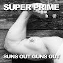 Super Prime logo