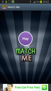 Match Me Kiddo