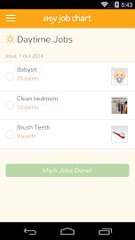 My Job Chart Screenshot 4