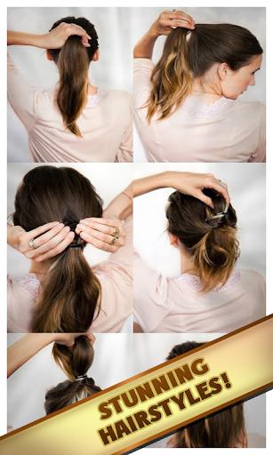 发型对头发