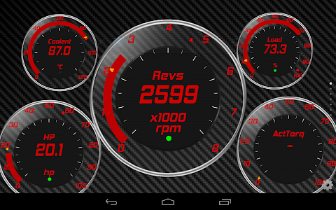 Torque Theme Glass OBD 2 screenshot 6