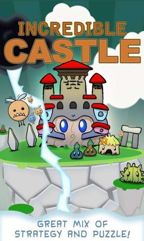 Incredible Castle- screenshot