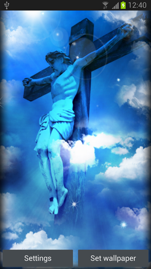 jesus wallpaper android - photo #5
