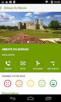Screenshot of Niort Marais Poitevin Tour