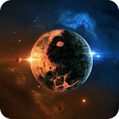 Planets HQ Live Wallpaper