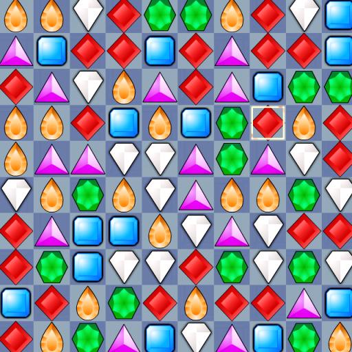 魔法寶石珠寶粉碎 街機 App LOGO-APP開箱王