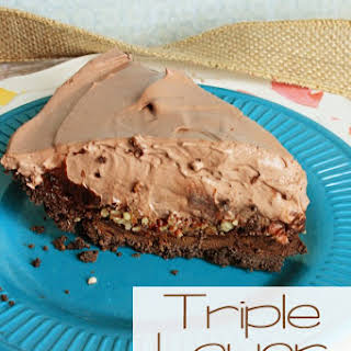 Triple Layer Mud Pie.