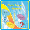Note Name Memory icon
